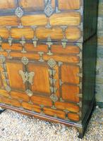 Chinese Elm Marriage Cabinet Circa 1900 (10 of 12)