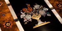 Stunning Inlaid Victorian Jewellery Box (3 of 14)