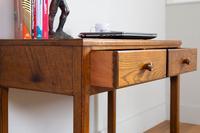 Vintage Mid Century 2 Drawer Oak Desk by Gordon Russell (13 of 14)