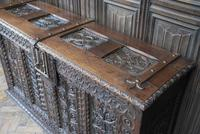 Antique Gothic French Coffer (4 of 7)
