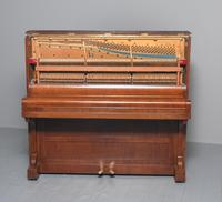 Mahogany Upright Piano by Bechstein, Berlin (9 of 14)