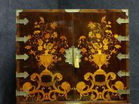 Outstanding Marquetry Cabinet on Stand (14 of 16)
