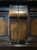 Titchmarsh Goodwin Period Style Carved Solid Oak Dresser (7 of 8)