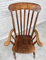 Windsor Lathback Armchair (5 of 6)