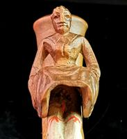 Rare Antique Erotic Folk Art Pipe (9 of 11)