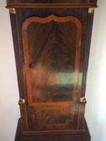 Fine English Longcase Clock John Fenton Congleton 8-day Striking Grandfather Clock Solid Mahogany Case (9 of 16)