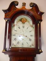 Scottish Longcase Clock by John Smith Pittenweem (2 of 16)