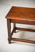 Mahogany Low Side Table (5 of 8)