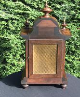 Clock Bracket Walnut (4 of 7)