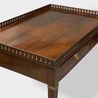 18th Century Mahogany Silver Table (3 of 11)