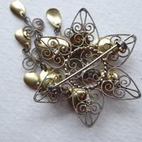 Norway Solje Brooch .830 Silver (4 of 5)
