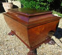 Large Good Quality Mahogany Cellarette Robsons of Newcastle (5 of 11)