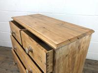 Victorian Pine Chest of Drawers (9 of 10)