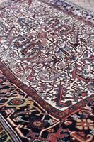 Old Heriz Carpet 296x212cm (6 of 8)