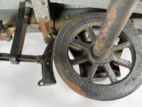 """Early 20th Century Wooden 3"""" Gauge Wagon (13 of 13)"""