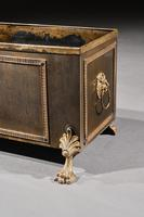 19th Century French Brass & Copper Table Planter Jardiniere (5 of 8)