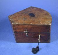 Victorian Brass Sextant In It's Original Mahogany Box. (8 of 18)
