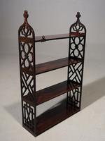Attractive & Decorative Set of Early 20th Century Hanging Shelves (5 of 6)