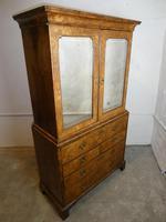 Early 18th Century Burr Walnut Cabinet (4 of 11)