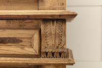 17th Century Flemish Bleached Oak Cabinet (10 of 13)