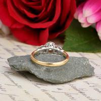 The Art Deco Brilliant Diamond Solitaire Ring (6 of 6)