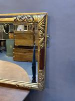 George II Design Overmantle Mirror c.1920 (2 of 14)