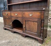 Georgian Oak Dog Kennel Dresser (6 of 27)