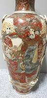 Huge Tube Work Satsuma Vase (7 of 7)