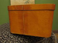 Antique Bentwood Plywood Storage Box by Luterma (11 of 16)