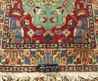 Antique Bakhtiari Carpet Runner (5 of 8)