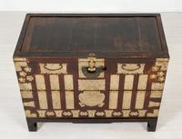 Very Decorative Chinese Marriage Chest (3 of 7)