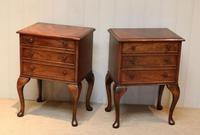 Pair of Mahogany Bedside Cabinets (7 of 10)
