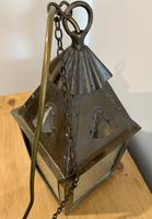 Arts and Crafts Hall Lantern (8 of 9)