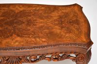 Antique Burr Walnut Coffee Table (7 of 9)