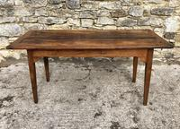 Antique French Walnut Farmhouse Table (12 of 23)