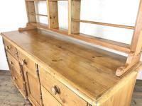 Victorian Antique Pine Dresser (8 of 18)