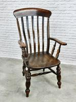 Large 'Grandfather' Windsor Armchair (2 of 6)