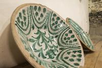 "Large 19th Century Spanish Granada Fajalouza ""Lebrillo"" Bowl (5 of 14)"
