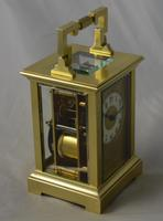 Richard & Co of Paris Striking French Carriage Clock (6 of 6)