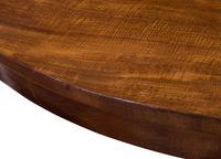 Beautiful Circular Mahogany Breakfast Table (5 of 5)