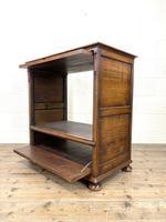 Vintage Oak TV Cabinet Chest (6 of 9)