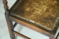 Early 20th Century Corner Chair (8 of 9)