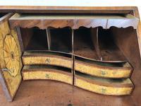 19th Century Mahogany Fall Front Bureau (8 of 10)