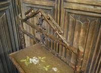 Antique Rustic French Etagere / Dumbwaiter (3 of 6)