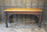 Country House Gothic Serving Table / Console Table (4 of 9)