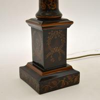Pair of Antique Neoclassical Style Table Lamps (5 of 8)