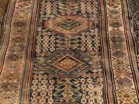 Antique Caucasian Karabagh Large Rug (5 of 9)