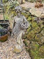 Composite Stone Semi-clad Maiden Water Carrier (5 of 6)