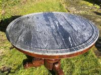 Flame Mahogany Gueridon Centre Table (5 of 7)
