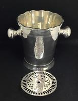 Vintage Silver Plated Ice / Wine Bucket (3 of 7)